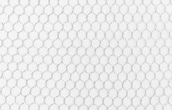 与六角细胞的抽象背景 图库摄影