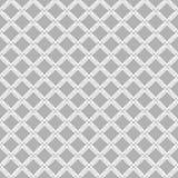 与几何形状和标志的无缝的样式 免版税库存照片