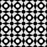 与几何相交的黑白对比塑造作为背景 传染媒介EPS 10 免版税库存图片