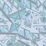 与几何el的抽象工程学和技术背景 库存照片