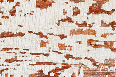 与削皮油漆白色颜色的葡萄酒木棕色织地不很细背景 各种各样的设计的背景 库存图片