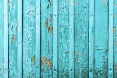 与削皮油漆的葡萄酒木背景 库存照片