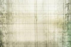 与加强钢绳滤网的抽象背景双玻璃  免版税图库摄影