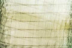 与加强钢绳滤网的抽象背景双玻璃  免版税库存照片