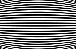 与变形作用的线 抽象本色,单色il 库存图片
