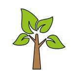 与例证v例证的树叶子绘制皇族如何释放周线k线图片