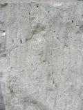 与吹的混凝土的背景 免版税库存照片