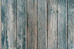 与困厄的表面的老木谷仓板 免版税库存图片