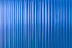 与垂直线的抽象蓝色背景,文本的拷贝空间 免版税库存图片