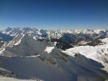 瑞士倾斜 图库摄影