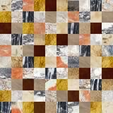 与大理石和石头样式的无缝的背景 库存照片