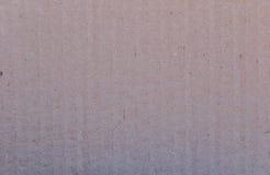 与天然纤维零件的织地不很细被回收的纸板 库存图片