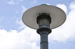 与天空的照明设备 库存图片