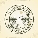 与奥克兰,新西兰的难看的东西不加考虑表赞同的人 皇族释放例证