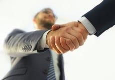 与客户的有效的交涉 企业概念照片 库存照片