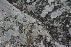 与对角样式的岩石 库存图片