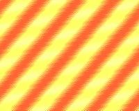 与对角线的橙色抽象背景 向量例证