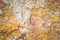 与导致的样式的石抽象背景 免版税库存照片