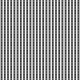 与小点的图表线性条纹 库存照片