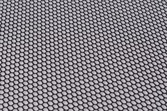 与小细胞的抽象背景黑色滤网布料,纹理,背景,样式 库存照片