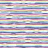 与彩虹的样式 免版税库存图片