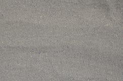 与微小的石头的轻的沙子 免版税库存图片