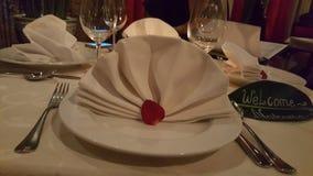 与我的朋友的晚餐 免版税图库摄影