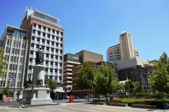 与托宾议院的街道视图196北部大阳台的在阿德莱德,南澳大利亚 库存图片