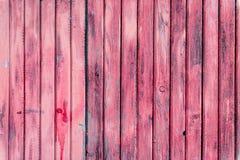 与抓痕和镇压的木纹理 免版税库存照片