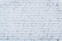 与抓痕和镇压的砖纹理 免版税库存照片