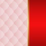 变粉红色背景 免版税图库摄影
