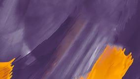 与摘要的创造性的五颜六色的背景油漆波浪 液体油漆 背景、墙纸、盖子和组装的设计 库存例证