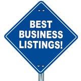 最佳的企业目录 向量例证