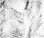 与斑点和小点的黑背景 库存图片