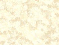 与斑点样式的米黄大理石纹理 免版税图库摄影