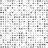 与斑点digitalTexture的纹理与斑点任意地导航 五彩纸屑难看的东西例证传染媒介 皇族释放例证