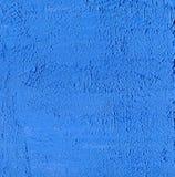 与有趣和异常的油的蓝色干净和坚实背景 库存照片