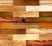 与木样式的无缝的背景 库存照片
