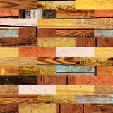 与木样式的背景 库存图片