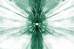 与未来派设计的抽象烟花背景 免版税图库摄影