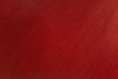 与条纹样式的红色纸 图库摄影