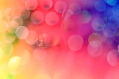 与杯子和强光的抽象背景 库存图片