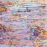 与树荫的美好的愉快的抽象背景蓝色,黄色, 免版税库存照片