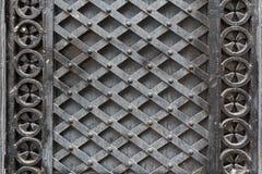 与样式的古色古香的幻灯片钢 库存照片