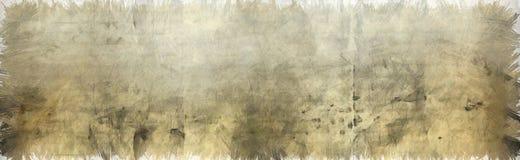 与棕色口气的抽象背景 免版税库存照片