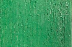 与污点的绿色纹理从油漆 免版税库存照片