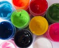与油漆的背景,创造性,艺术 免版税图库摄影