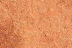 与涂灰泥的地中海门面 库存照片