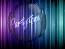 Partytime 免版税库存图片