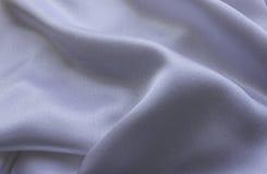 与深温暖的颜色的被折叠的织品 免版税图库摄影